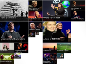 TED themes