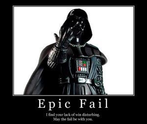 vader-fail